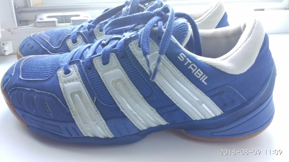 Кроссовки adidas stabil гандбол волейбол  фото №8