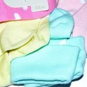 Носки Mothercare от 0 до 6 месяцев для девочки будут дольше