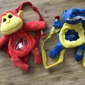 Классные рюкзаки-игрушки Chupa Chups