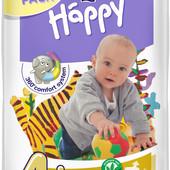 Подгузники детские Bella Baby Happy Maxi Plus 5 (12-25 кг) 58 шт.