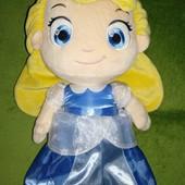 Мягкая игрушка кукла малышка Эльза!