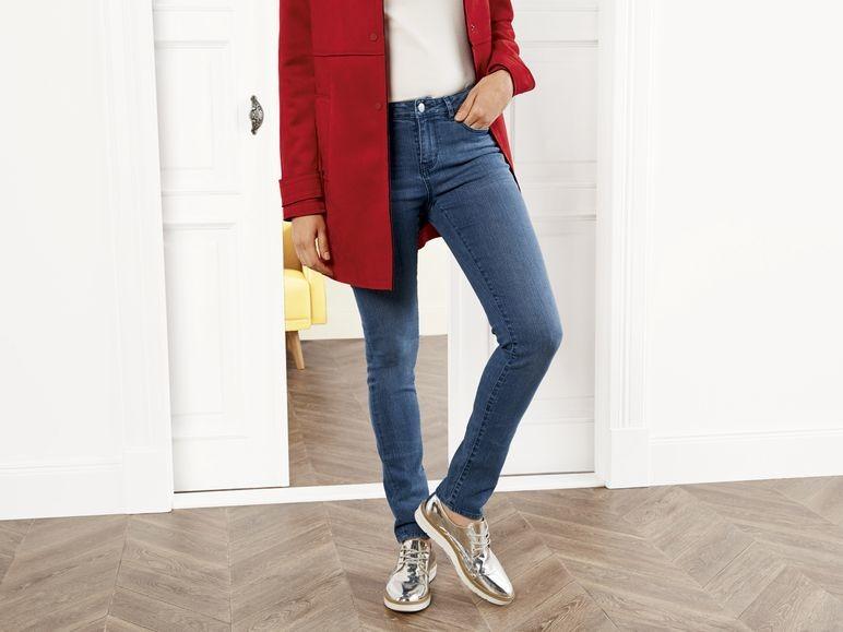Крутые узкие джинсы skinny fit от esmara. 34, 42 евро фото №1