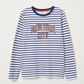 Реглан на мальчика H&M швеция размеры 4-10лет