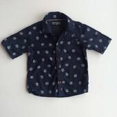 1,5-2(92)классная рубашка Next