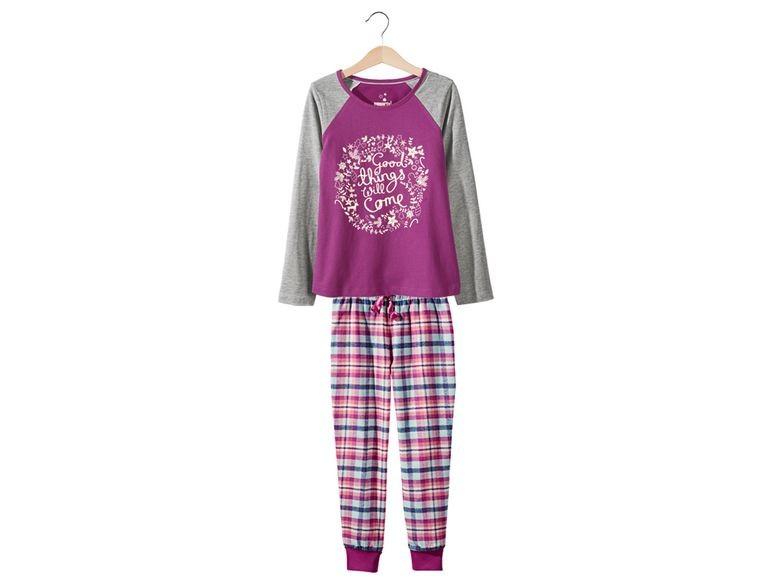 Бронь яркая  пижама для девочки 146/152 см от pepperts фото №1