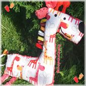 Подушка Игрушка Іграшка Жирафка