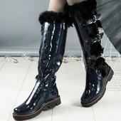 Новинка! женские зимние сапоги код:ДК 4083