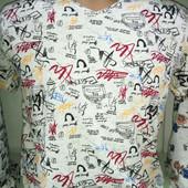 Мужская футболка с коротким рукавом
