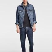 ZARA мужские джинсы 42(usa32)S-M