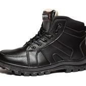 Мужские зимние ботинки хорошего качества Рс-14