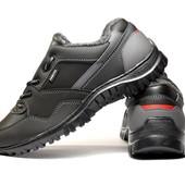Ботинки/кроссовки мужские утепленные на Зиму Кб-28
