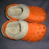 кроксы утепленые стелька 20 см