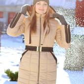 Женская длинная куртка,пальто демисезон