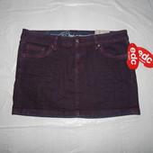 M-L, поб 48-50, джинсовая юбка Esprit, Германия