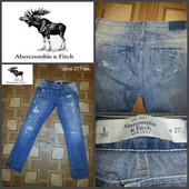 джинсы от Abercombie&Fitch, оригинал, р.S