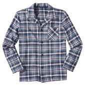 Мужская пижама кофта фланель Livergy Германия евро р. М 48-50