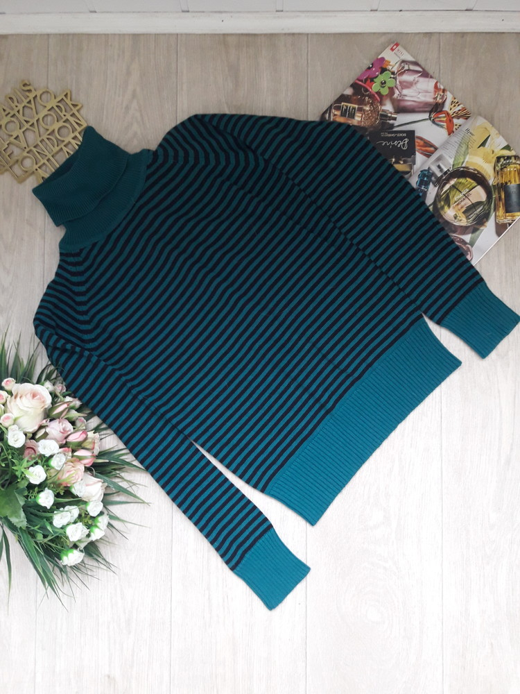 Полосатый свитер размер с maddison фото №1