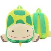 Рюкзак велюровый Turtle Berni