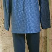 мужская пижама начес есть большие размеры