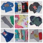 Детская одежда Disney,Sugar Squad, Pep&Co.