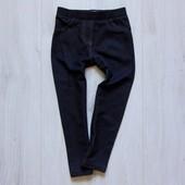 F&F. Размер 3-4 года. Стильные леггинсы под джинс для девочки