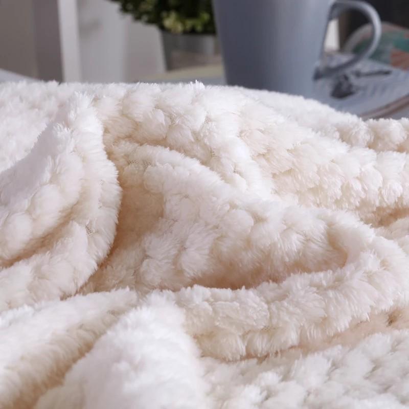 Покривало бамбук, м'яке простирадло, стильне простирадло для великого ліжка фото №1