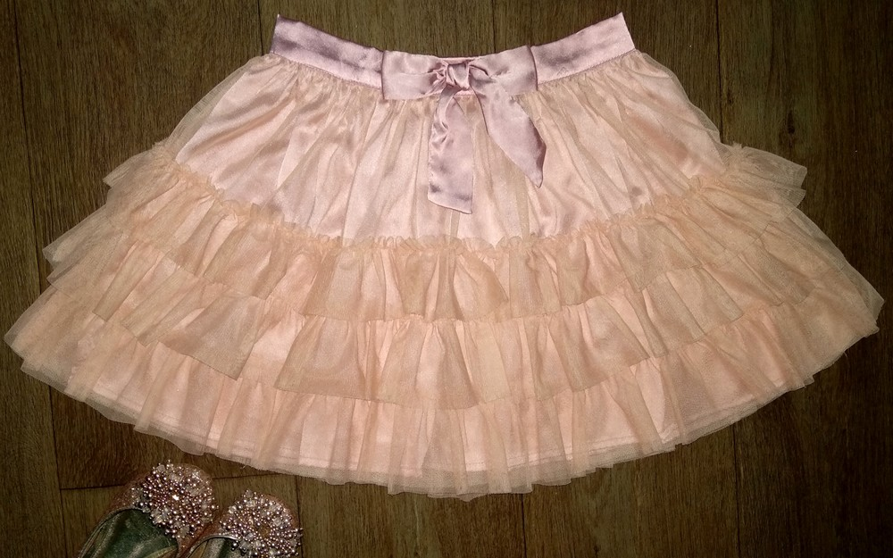 5a986720d52 Фатиновая юбка nutmeg на 9-10 лет(134-140см)! фото №