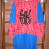 Пижама флисовая, размер ХL, рост до 185 см
