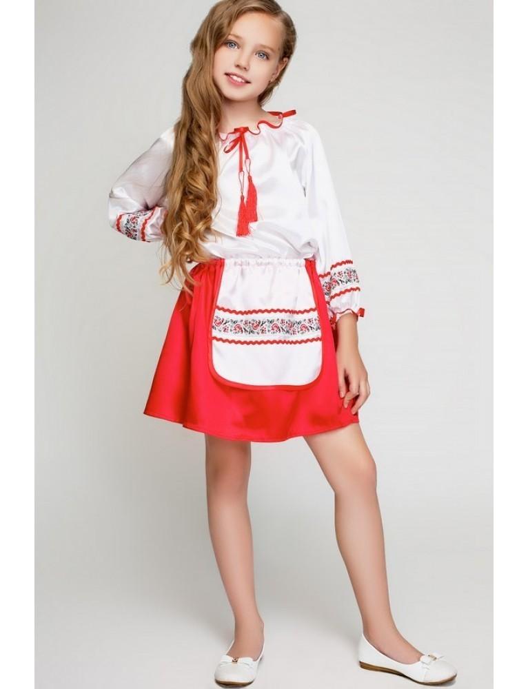 Карнавальный костюм украинка №1 фото №1
