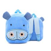 Рюкзак велюровый Hippo Berni