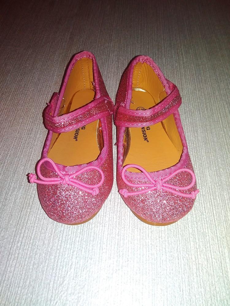 Туфельки ст.13 см фото №2