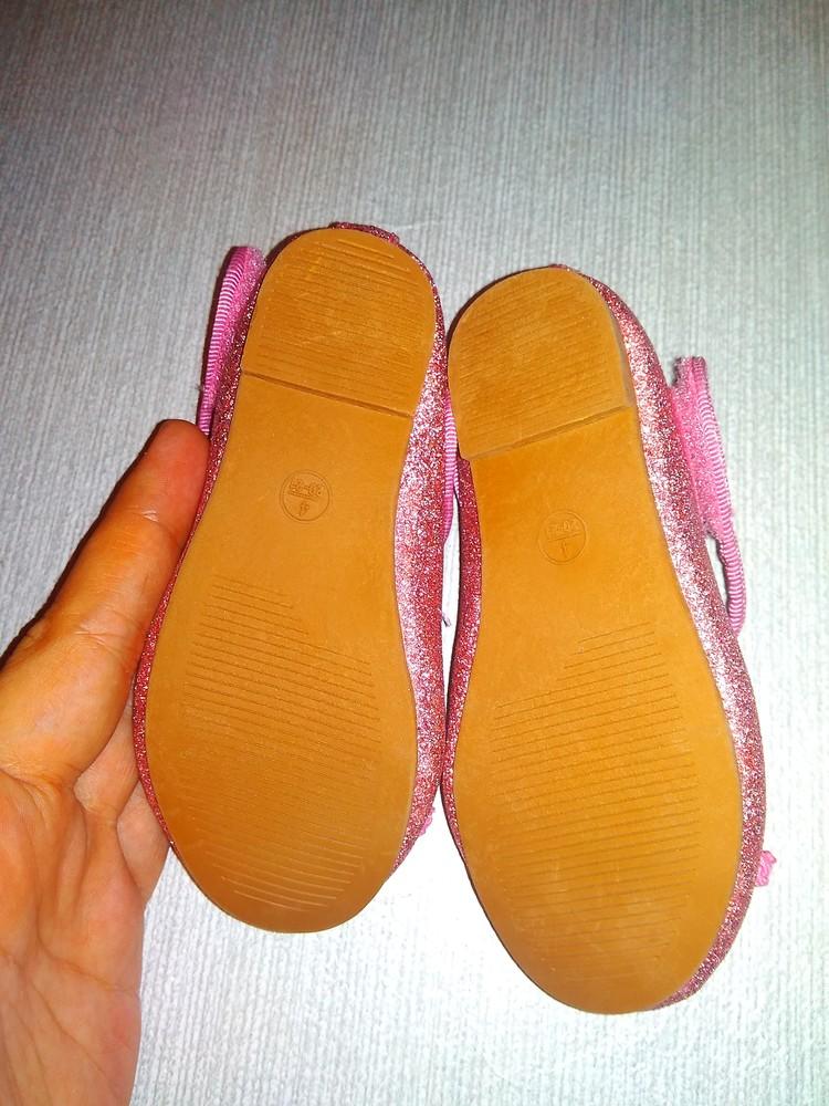 Туфельки ст.13 см фото №4