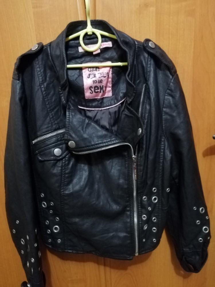Курточка косуха фото №1