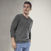 Мужской пуловер XL от Livergy, Премиум коллекция. 3% кашемира