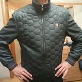 Кожаная куртка( бомбер) Gucci новая