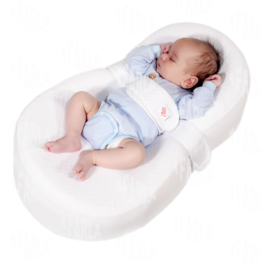 Новинка! коконы для новорожденного farla baby shell фото №1