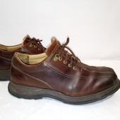 Кожаные ботинки,туфли Gallus, 43-44р,стелька28,5см, отличное состояние