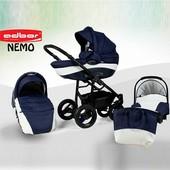 Универсальная коляска 2в1 Adbor Nemo Standart 52 Lena