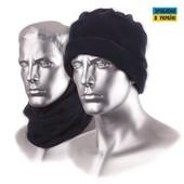 Флисовый бафф, шапка, шарф