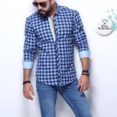 Утеплённые мужские рубашки ТМ Rubaska
