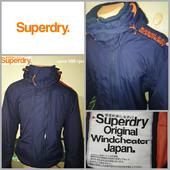 Куртка superdry р. xxl