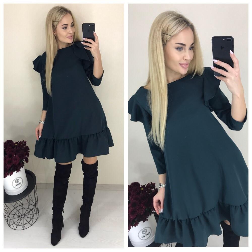 Платье свободного стиля фото №1
