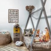 Кроватка детская ВигВам