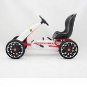 Детский спортивный картинг на педалях PB9388A