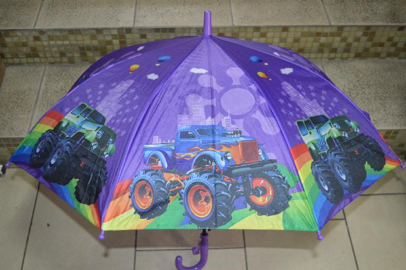 Зонт для мальчика 134 фото №1
