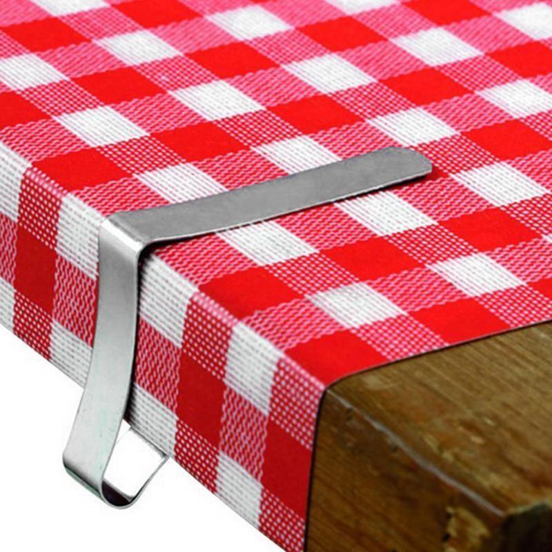 Зажим держатель фиксатор  скатерти  для стола фото №1