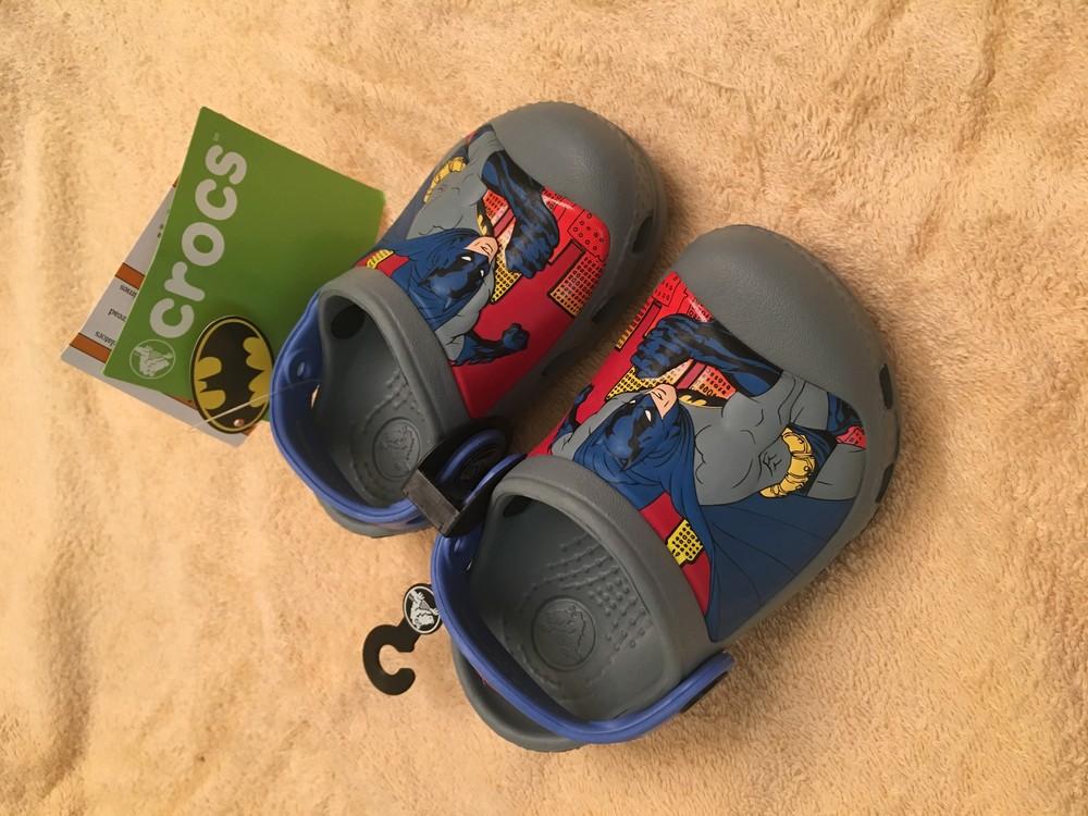 Crocs кроксы для бассейна фото №1
