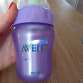 Бутылочка, поильник Avent 200 мл , состояние нового сделан в Англии