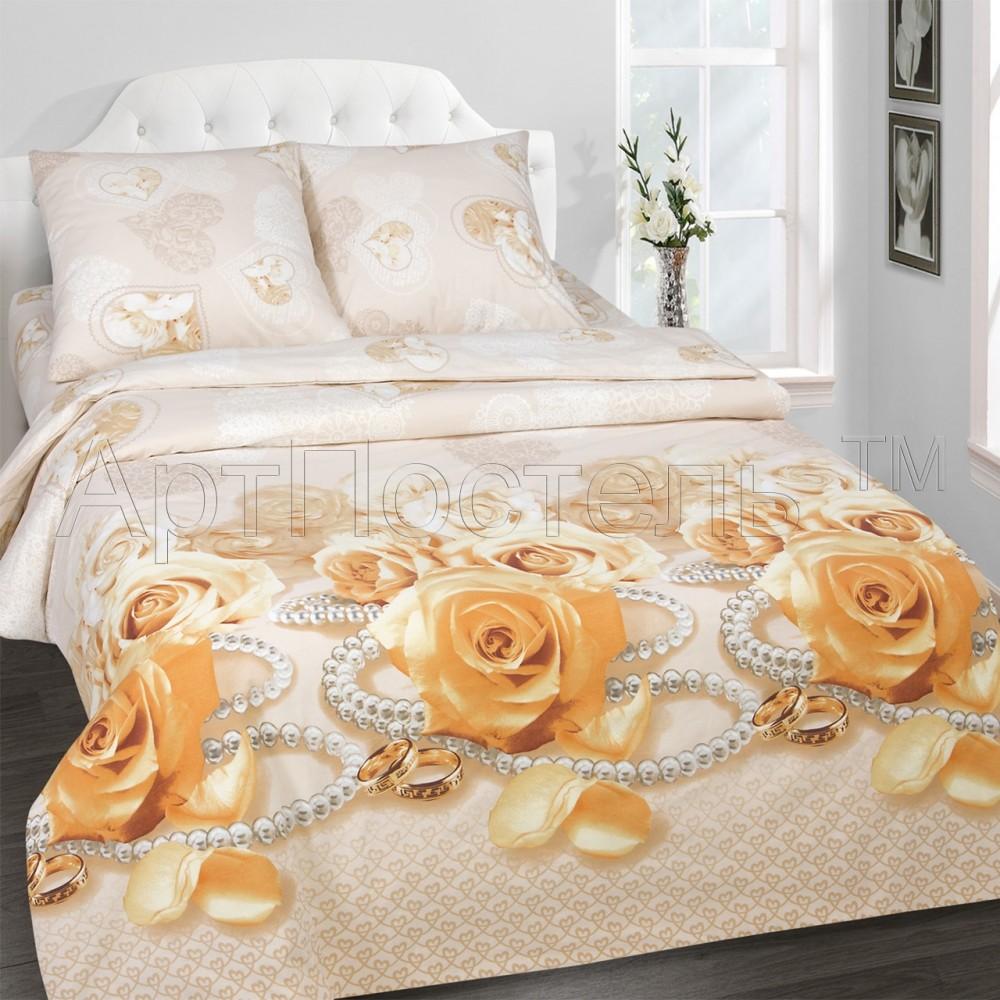 Комплект постельного белья идиллия , поплин фото №1