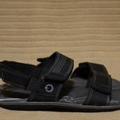 Легчайшие черные комбинированные сандалии Cartago Бразилия 41/41(  распаровка).